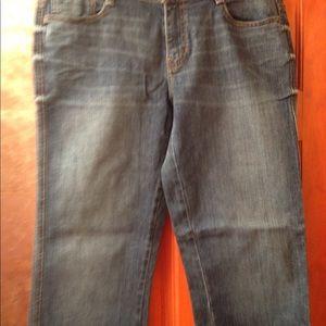 Calvin Klein jeans lean boot